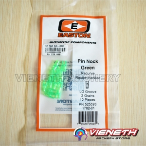 Easton pin nock x10 (2)
