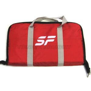 SF PREMIUM ACCESSORIES BAG RED