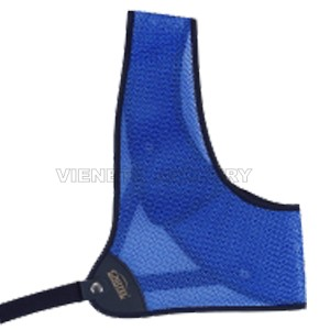CARTEL 101 CHEST GUARD BLUE
