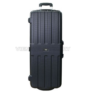 W&W ABS BOWCASE BLACK