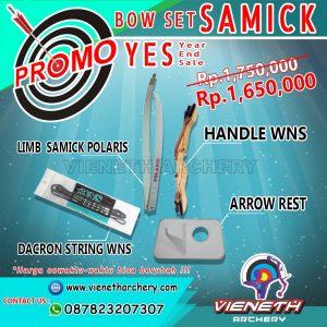 PROMO SAMICK IG