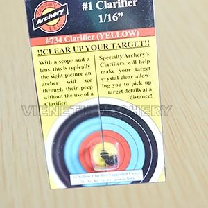 Clarifier 1per16 Yellow