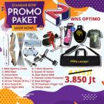 paket promo standar bow 2 wns,sf,samick